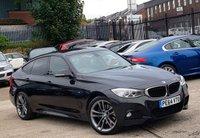 2014 BMW 3 SERIES 2.0 320D M SPORT GRAN TURISMO 5d AUTO 181 BHP £12888.00