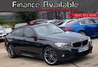 USED 2014 64 BMW 3 SERIES 2.0 320D M SPORT GRAN TURISMO 5d AUTO 181 BHP GREAT SPEC+1 FORMER KEEPER