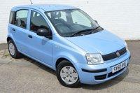 2010 FIAT PANDA 1.1 ACTIVE ECO 5d 54 BHP £2394.00