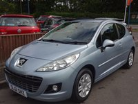 2011 PEUGEOT 207 1.4 HDI ACTIVE 3dr, £20 ROAD TAX £3695.00