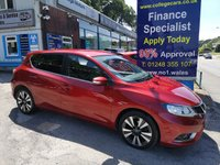 USED 2016 65 NISSAN PULSAR 1.5 TEKNA DCI 5d 110 BHP, only 19000 miles ***APPROVED DEALER FOR CAR FINANCE247 AND ZUTO  ***