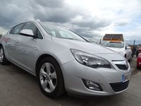 2010 VAUXHALL ASTRA 1.7 SRI CDTI GREAT SPEC DRIVES A1  £2695.00