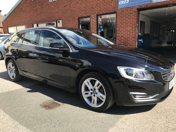 2015 VOLVO V60 2.4 D6 TWIN ENGINE SE LUX NAV 5DOOR AUTO 295 BHP £14996.00