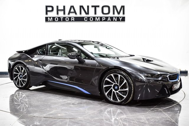 View our BMW I8