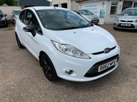 USED 2012 62 FORD FIESTA 1.2 ZETEC 3d 81 BHP ** NOW SOLD ** NOW SOLD **