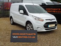 2015 FORD TRANSIT CONNECT 1.6 200 LIMITED 5d 115 BHP £9000.00