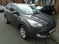 USED 2015 15 FORD KUGA 2.0 ZETEC TDCI 5d 148 BHP ULEZ EXEMPT GREAT FINANCE DEALS AVAILABLE