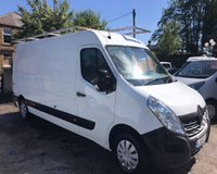 USED 2015 15 RENAULT MASTER 2.3 LM35 BUSINESS ENERGY DCI S/R P/V 1d 110 BHP