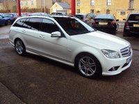 USED 2011 11 MERCEDES-BENZ C CLASS 2.1 C220 CDI BLUEEFFICIENCY SPORT 5d AUTO 170 BHP