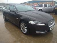 2014 JAGUAR XF 2.2 D PREMIUM LUXURY 4d AUTO 200 BHP £10495.00