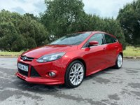 USED 2014 64 FORD FOCUS 1.6 ZETEC S TDCI 5d 113 BHP FULL SPEC,NAVIGATION, LOW MILES, STUNNING CONDITION, CHEAP ANNUAL RUNNING COSTS, READY TO GO!!!!!