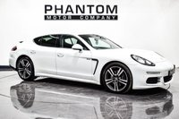 USED 2013 63 PORSCHE PANAMERA 3.0 D V6 TIPTRONIC 5d 250 BHP