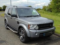 "USED 2011 61 LAND ROVER DISCOVERY 3.0 4 SDV6 LANDMARK LE 5d AUTO 245 BHP 7 SEATER, 20"" ALLOYS, XENON"