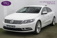 USED 2015 65 VOLKSWAGEN CC 2.0 GT TDI BLUEMOTION TECHNOLOGY 4d 148 BHP