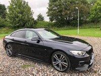 2016 BMW 4 SERIES 2.0 420D M SPORT GRAN COUPE 4d 188 BHP £20500.00