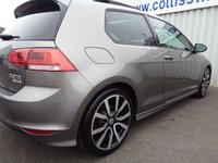 USED 2016 16 VOLKSWAGEN GOLF 2.0 R LINE EDITION TDI BLUEMOTION TECHNOLOGY 3d 148 BHP
