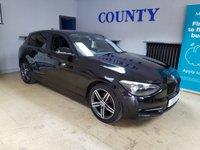 USED 2012 62 BMW 1 SERIES 1.6 116I SPORT 5d 135 BHP * TWO OWNERS * 12 MONTH MOT *