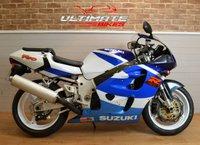1999 SUZUKI GSXR 750