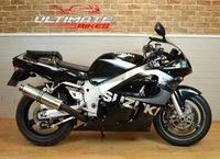 1999 SUZUKI GSXR 600 X SRAD 600CC SUPER SPORTS £1595.00