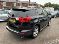 USED 2013 13 TOYOTA RAV4 2.2 D-4D Invincible 4WD 5dr FULL SERVICE HISTORY