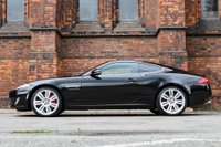 USED 2013 13 JAGUAR XK 5.0 Supercharged 2dr EXTREMELY LOW WARRANTED MILES