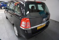 USED 2008 58 VAUXHALL ZAFIRA 1.6 i 16v Exclusiv 5dr CAT N - PART EXCHANGE CLEARANC