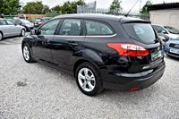 USED 2014 64 FORD FOCUS 1.6 TDCi Zetec (s/s) 5dr 3 MONTHS WARRANTY & PDI CHECKS