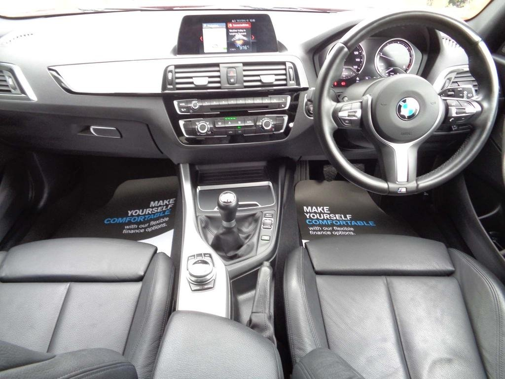 Bmw 1 Series 2 0 118d M Sport Shadow Edition Sports Hatch S S 5dr