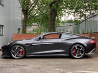 USED 2017 17 ASTON MARTIN VANQUISH 5.9 V12 S Touchtronic III 2dr CARBON FIBRE PACK - Q PAINT