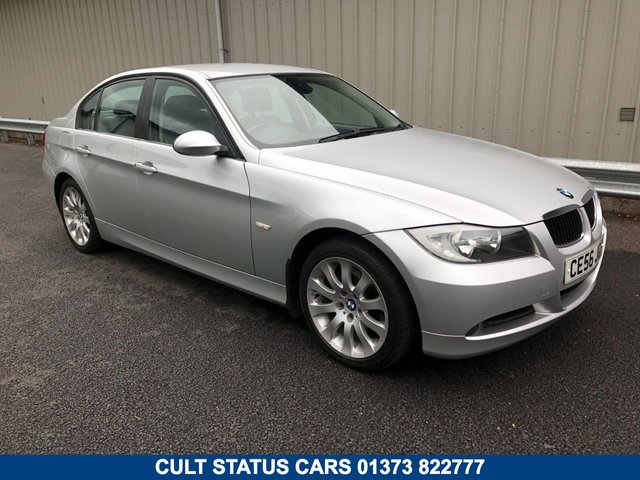 2006 56 BMW 3 SERIES 2.0 320I SE PETROL MANUAL 150 BHP