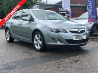 USED 2011 11 VAUXHALL ASTRA 1.6 SRI 5d AUTO 113 BHP 2 PREVIOUS KEEPER *  MOT MAY 2020 *  CLIMATE CONTROL *  17 INCH ALLOYS *