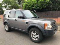 USED 2007 07 LAND ROVER DISCOVERY 2.7 3 COMMERCIAL MWB 1d 188 BHP