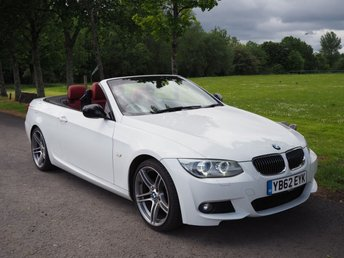 2012 BMW 3 SERIES 2.0 320I SPORT PLUS EDITION 2d 168 BHP £12995.00