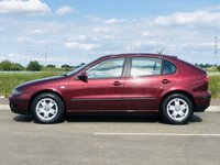 USED 2002 02 SEAT LEON 1.9 SE TDI 5d 109 BHP FSH ULTRA LOW MILEAGE ONLY 34K