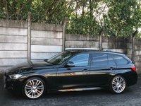 USED 2012 62 BMW 3 SERIES 3.0 330D M SPORT TOURING 5d 255 BHP XENON/19'' ALLOYS/DAB/DAKOTA LEATHER