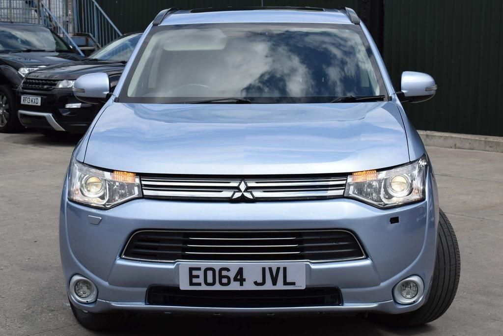Mitsubishi Outlander 2 0 Phev Gx4h 4x4 5dr (5 Seats)