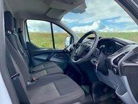 USED 2018 FORD TRANSIT 2.0 TDCi 290 L2H3 Panel Van 5dr (EU6) 2018 CUSTOM, LOW MILES!