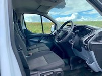 USED 2018 FORD TRANSIT 2.0 TDCi 290 L2H3 Panel Van 5dr (EU6) CUSTOM, LOW MILES! AS NEW!
