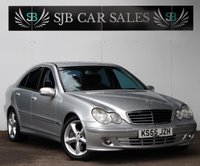 USED 2006 55 MERCEDES-BENZ C CLASS 1.8 C180 KOMPRESSOR AVANTGARDE SE 4d AUTO 141 BHP New Service & Mot