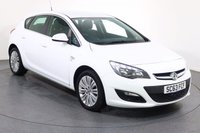 USED 2014 63 VAUXHALL ASTRA 1.4 EXCITE 5d 98 BHP 2 OWNERS From New