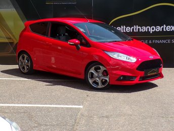 2014 FORD FIESTA 1.6 ST-2 3d 180 BHP HEATED SEATS ONLY 30,000 MILES 1 OWNER £8950.00