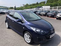 USED 2012 62 MAZDA 2 1.3 TAMURA 5d 83 BHP One local owner with only 25,000 miles