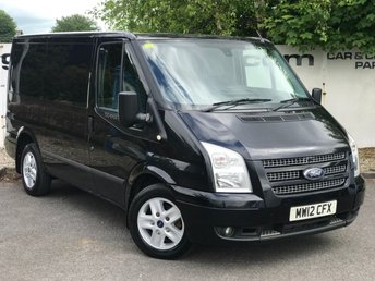 2012 FORD TRANSIT 280 2.2 140 BHP LIMITED LR**85 VANS IN STOCK** £4350.00