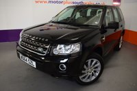 2014 LAND ROVER FREELANDER 2.2 TD4 SE TECH 5d 150 BHP £11680.00