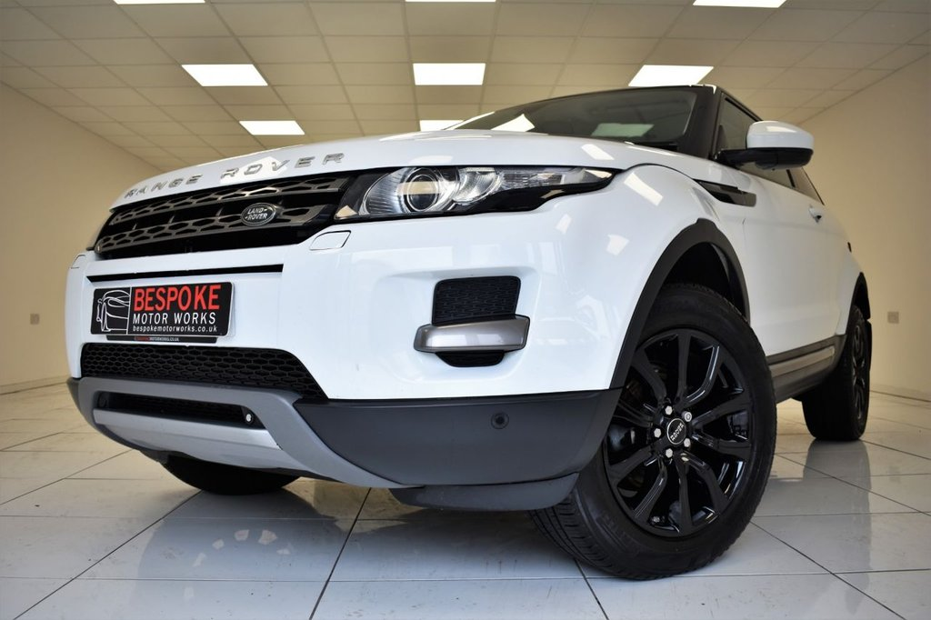 USED 2015 15 LAND ROVER RANGE ROVER EVOQUE 2.2 SD4 PURE TECH 3 DOOR