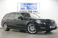 2012 MERCEDES-BENZ E CLASS 5.5 E63 AMG ULTIMATE HIGH SPEC 518 BHP £21990.00