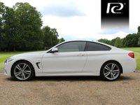 USED 2014 64 BMW 4 SERIES 2.0 420D M SPORT 2d AUTO 181 BHP