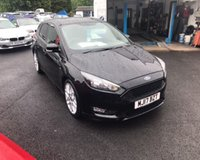 2017 FORD FOCUS 1.0 ST-LINE 5d 124 BHP £12990.00