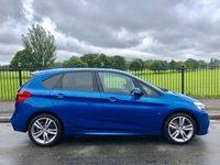 USED 2015 15 BMW 2 SERIES 2.0 220I M SPORT ACTIVE TOURER 5d AUTO 189 BHP