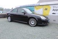 2006 FORD MONDEO 3.0 ST220 5d 226 BHP PETROL BLACK £3290.00